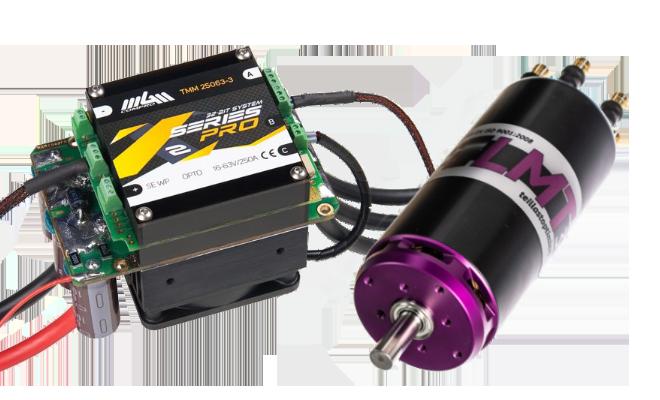 ESC + Motor Combo for LOSI DBXL - promo