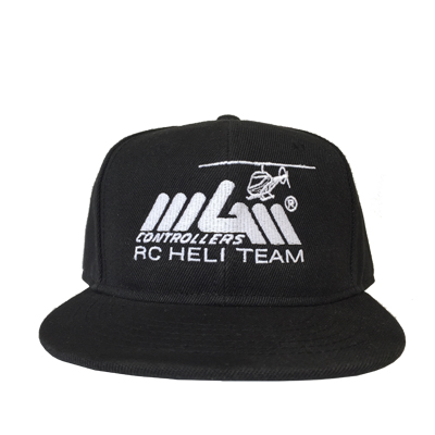 MGM CONTROLLERS HELI TEAM snapback hat