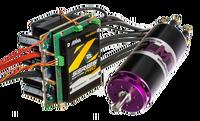 Brushless ESC + Motor Combo for LOSI 5ive-T 1