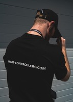 MGM CONTROLLERS LOGO T-SHIRT 2